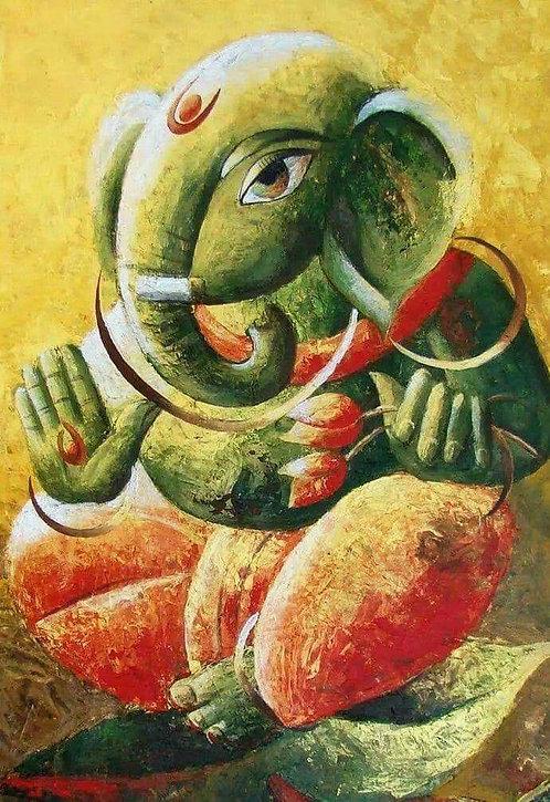 DIY KIT - Ganesha (Medium)