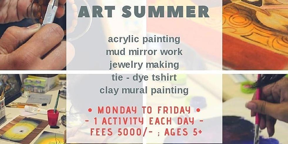 Summer ART Week!
