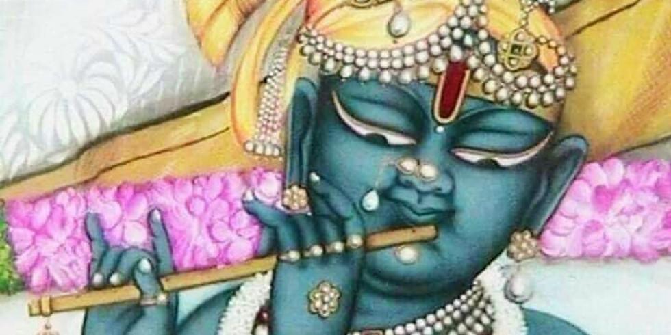 Online - Acrylic on Canvas - Meenakari