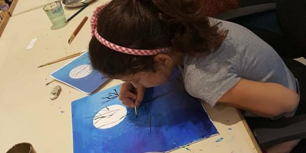 Kids Painting Workshop!