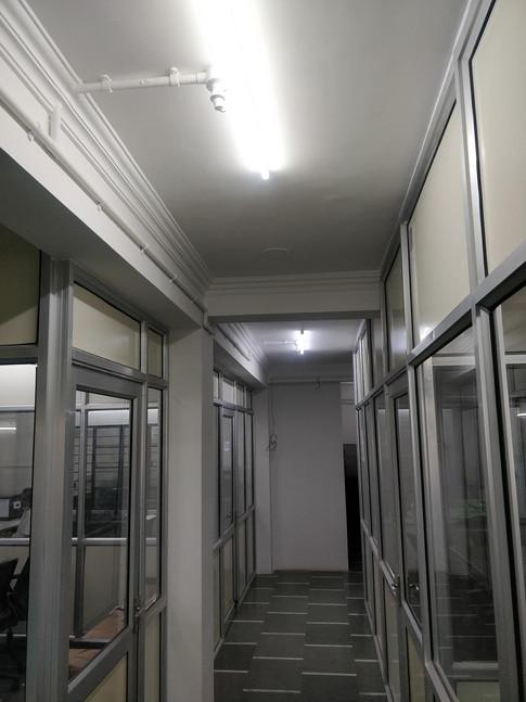 Office passage 2