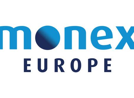 INTRODUCING: MONEX EUROPE
