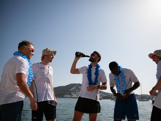 NOMAN Barcelona - Ibiza Race to End HPV 2019