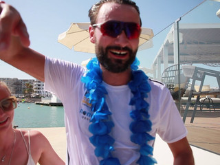NOMAN Barcelona - Ibiza Race to End HPV 2019