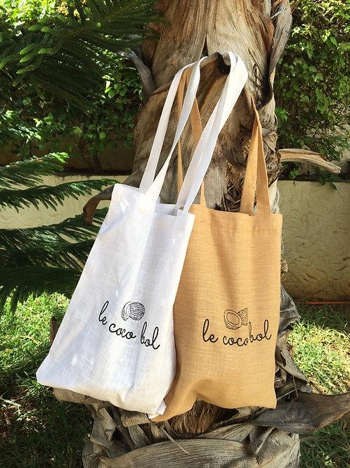 Le Coco Bol Tote Bag