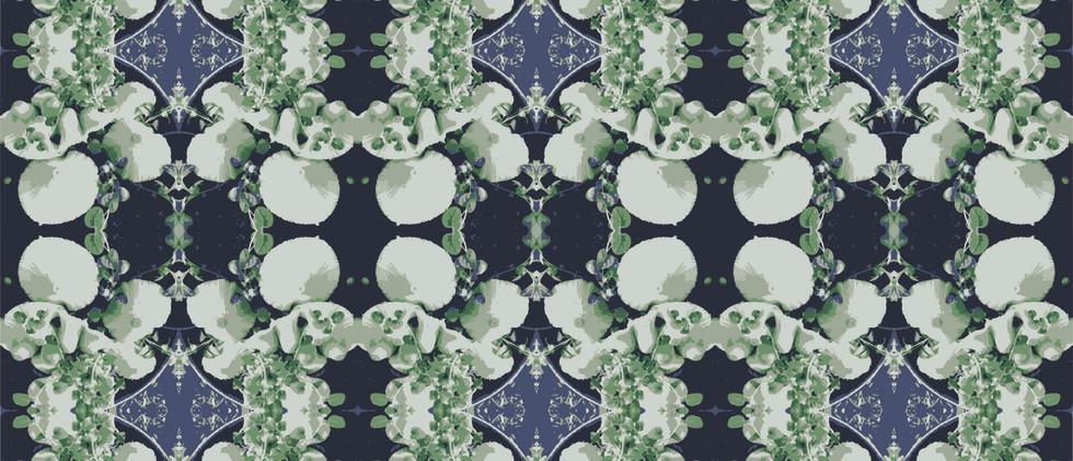 Flowery Mushrooms