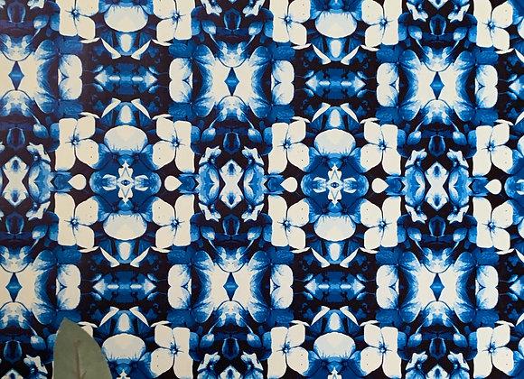 Hydrangeas- Blue