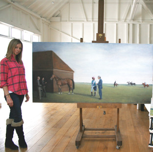 The Frankel Painting and Studies