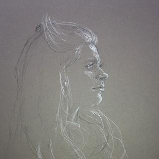 Sketch of Georgie