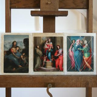 After da Vinci, Del Sarto and Pontormo