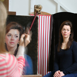 Painting a Portrait from Life