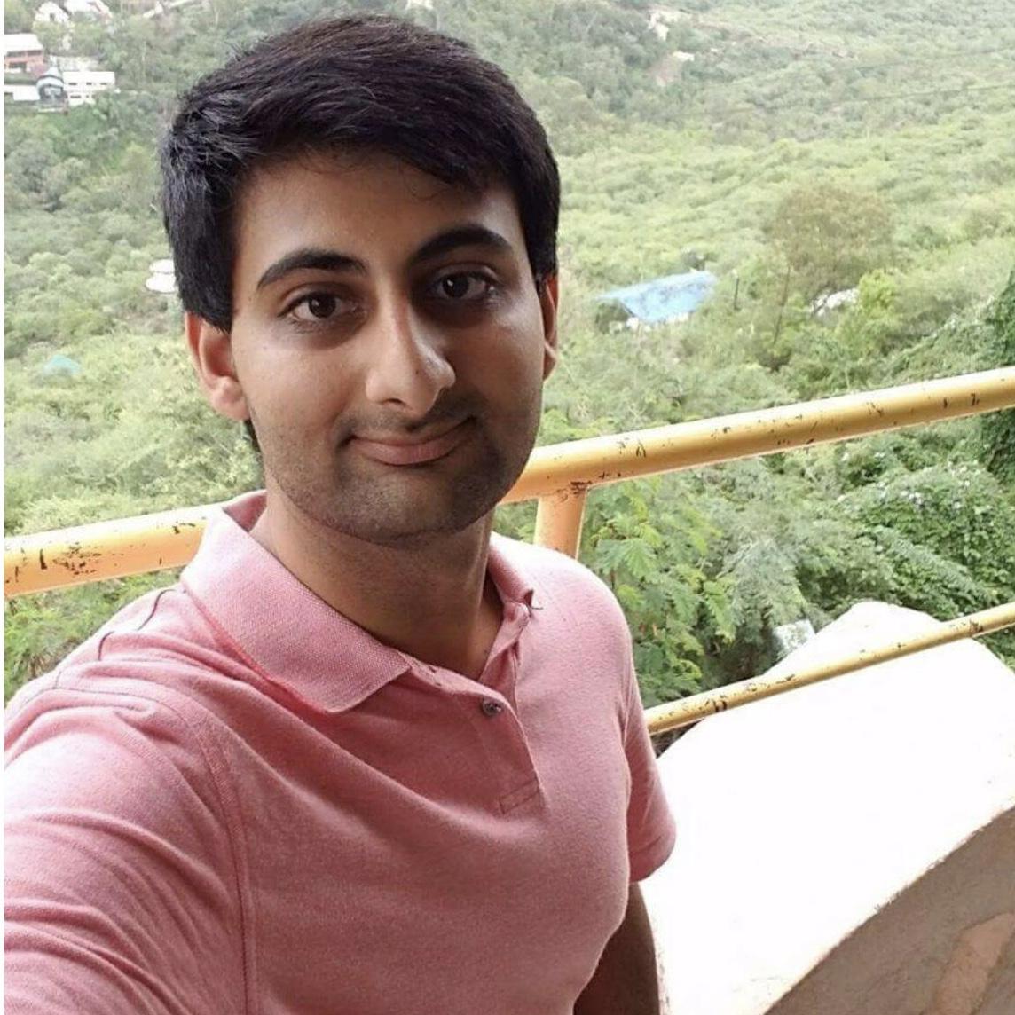 Pranshav Thakkar