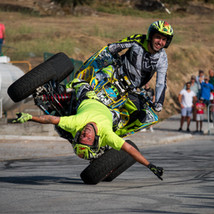 Jaque Stunt / Nelson Pina July, 2017