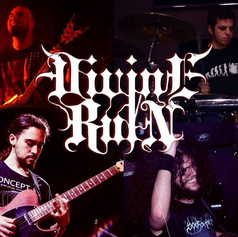 Divine Ruin - Assembleia do Metal 2018