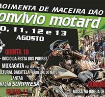 5º Convívio motard GM Os Lagartos August, 2017