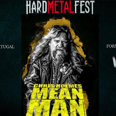 Chris Holmes Mean Man - 25th HMF