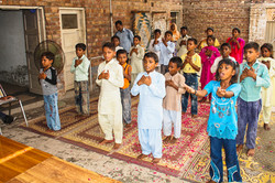 Orphan Children of Abba House