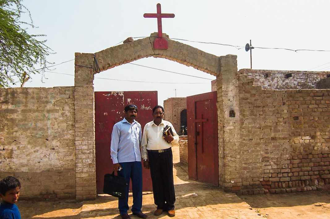 Newly Planted Church in Malkhanwala