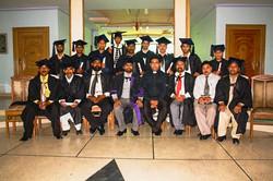 Graduation Day of New Pastors