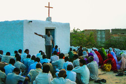 Newly Planted Church in Jhumra