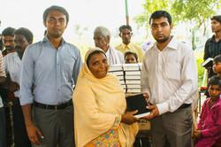 Bibles Distribution