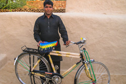 Bike for a native Missionary