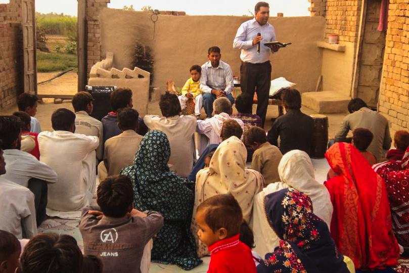 Evangelistic Outreach Meeting