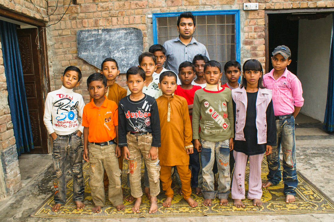 Ministry to Orphans
