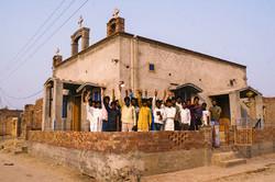 Newly Planted Church in Jaranwala