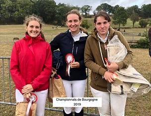 Championnats de Bourgogne 2019