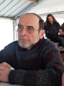 Michel Dauvergne Secrétaire Adjoint