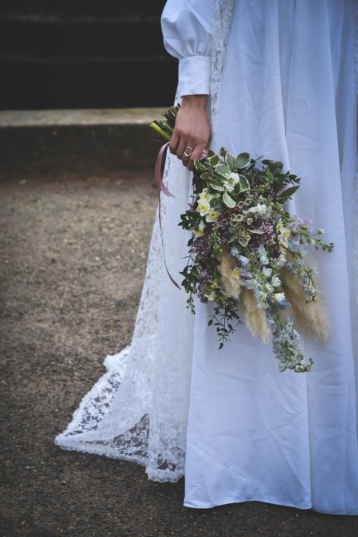 Cornwall wedding flowers