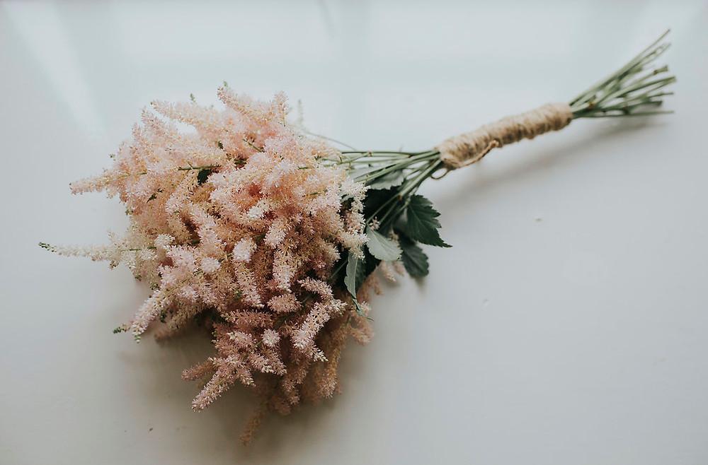 Bridal bouquet devon