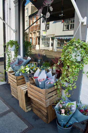 flower delivery in exeter