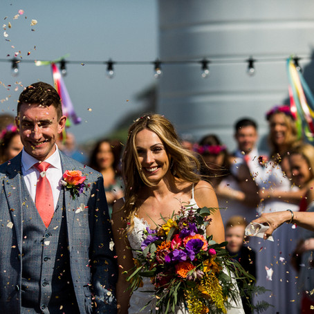 Our Top Tips For Your Wedding Flowers