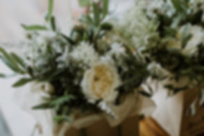 Bridal bouquet wedding florist devon