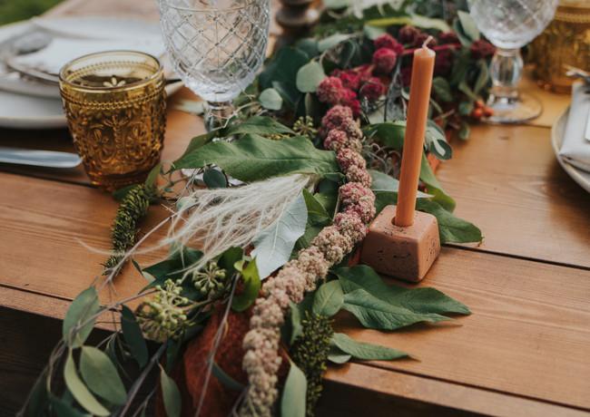 Devon wedding florist exeter