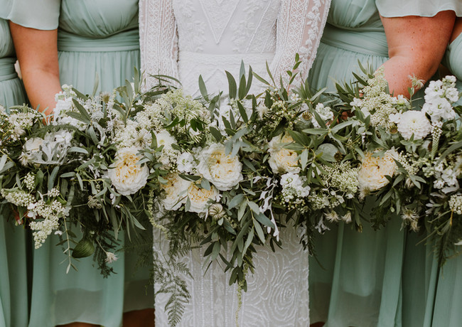Wedding Flowers Topsham
