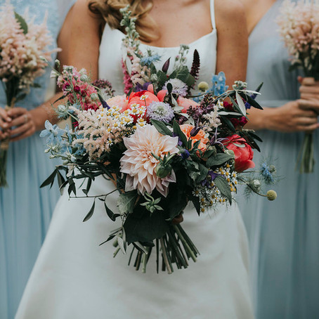 Your Guide To Bridal Bouquet Styles