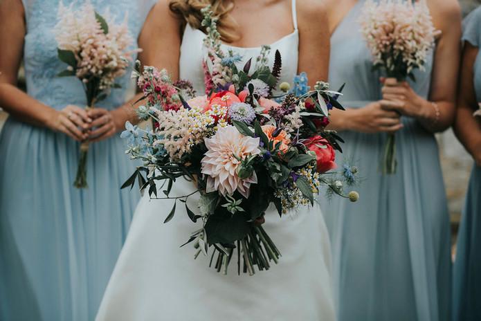 Wedding Florist Devon