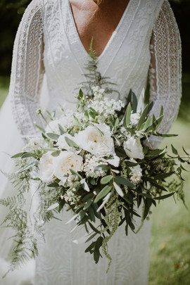 devon wedding florist