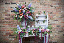 Wedding Florist Devon Exeter