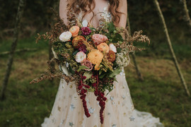 Southwest wedding florist