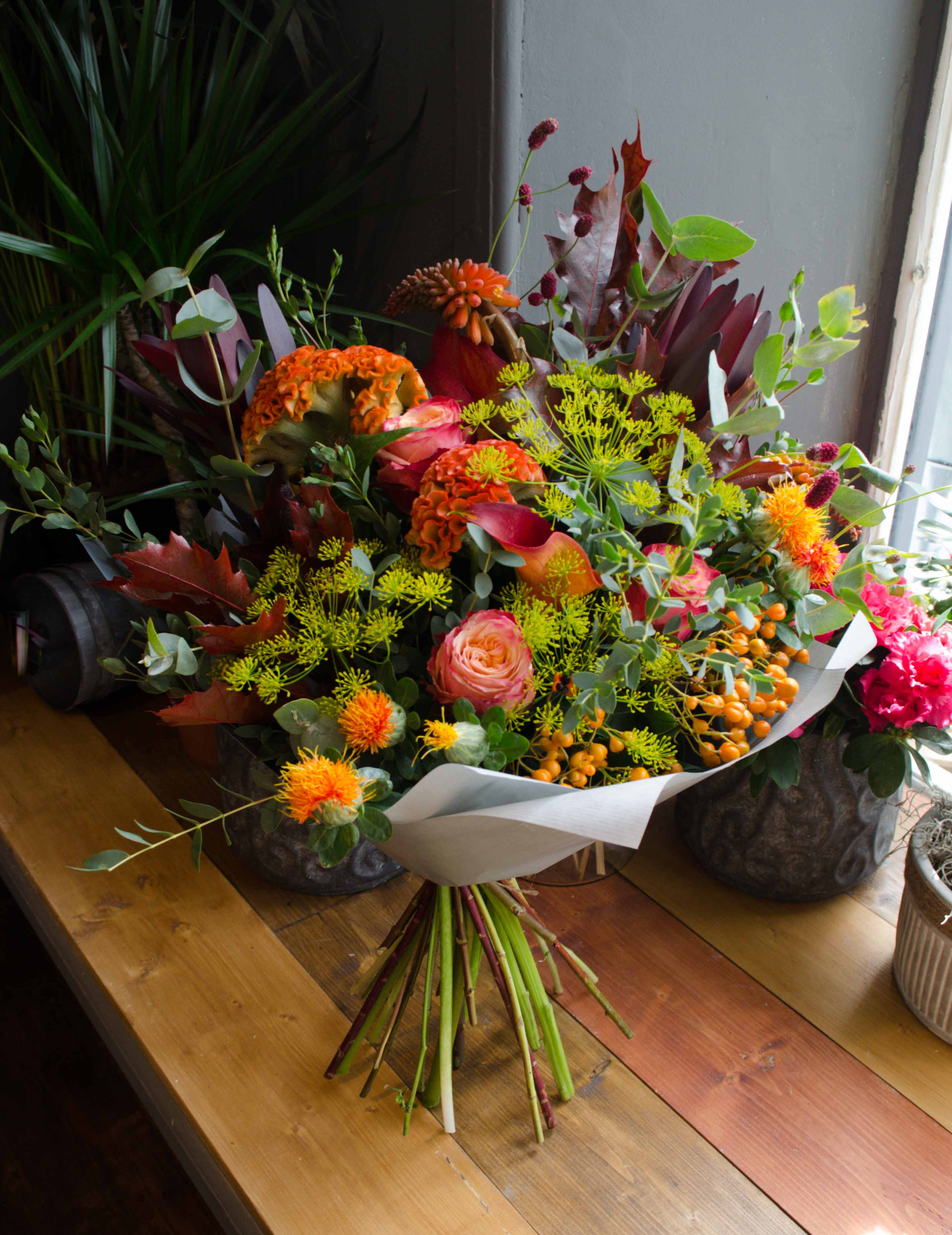 florist in exeter