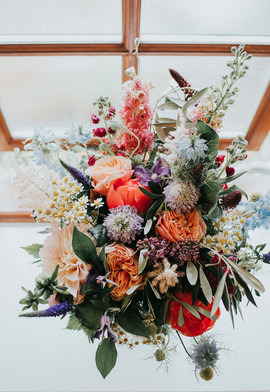 Wedding Florist exeter
