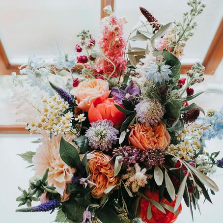 Wedding Flowers-Where Do We Start!? Part 2