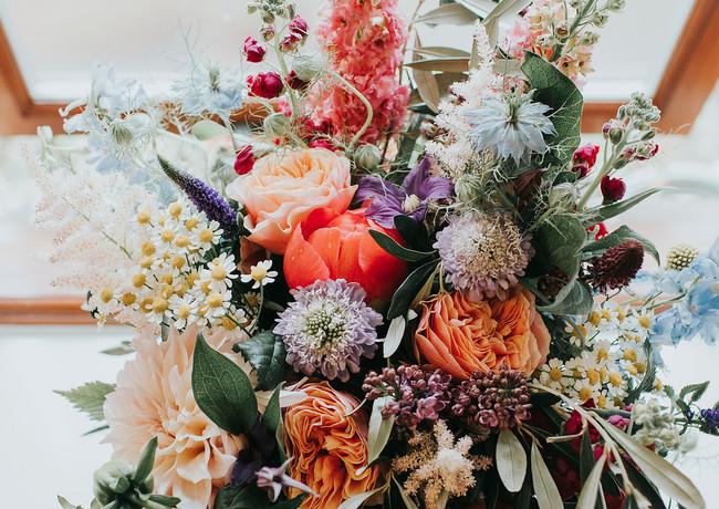 Wedding Florist exeter