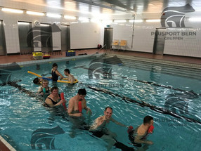PluSport Schwimmgruppe - Bethlehemacker