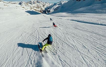 BSG Sunneschyn Meiringen – Skifahren