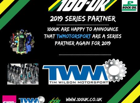 TWMotorsport Return for 2019